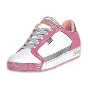 Pastry I Women's Strawberry Icing Sneakers Size: 9